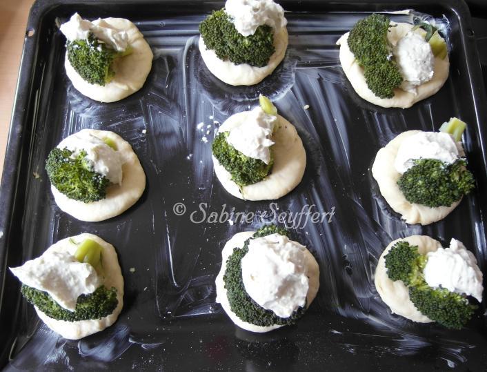 Broccolietörtchen 2