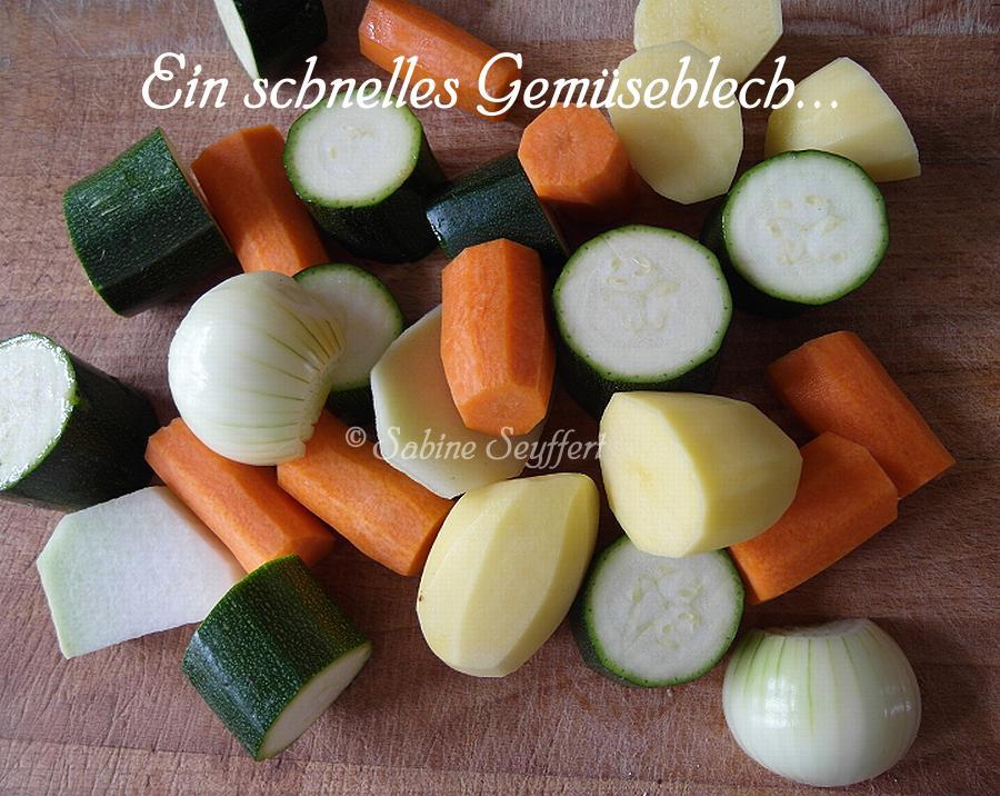 Gemüseblech 1