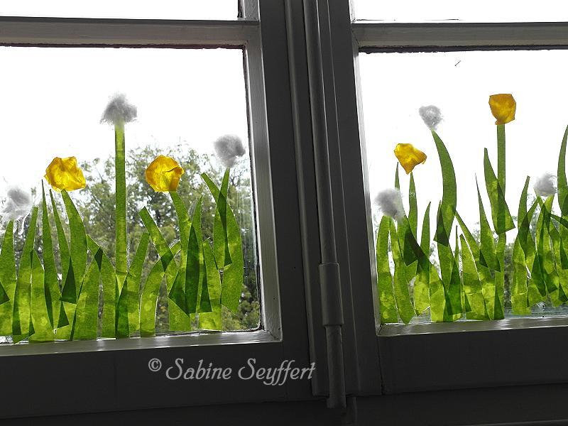 Blumenwiese Pusteblume 4