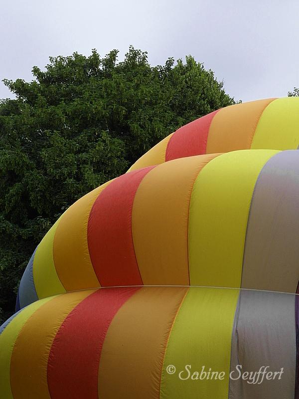 Ballon Ingo 3 hochkant