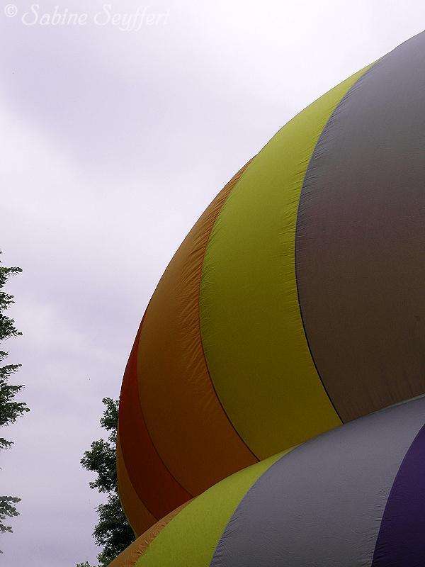 Ballon Ingo 4 hochkant