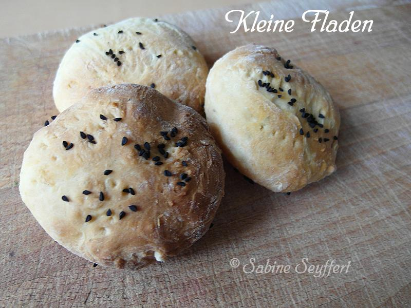 Dreierlei Brot FLaden