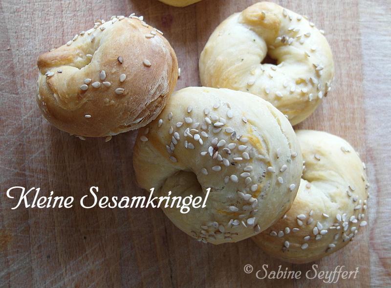 Dreierlei Brot Sesam