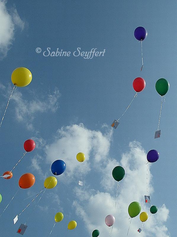 Luftballonhimmel 3