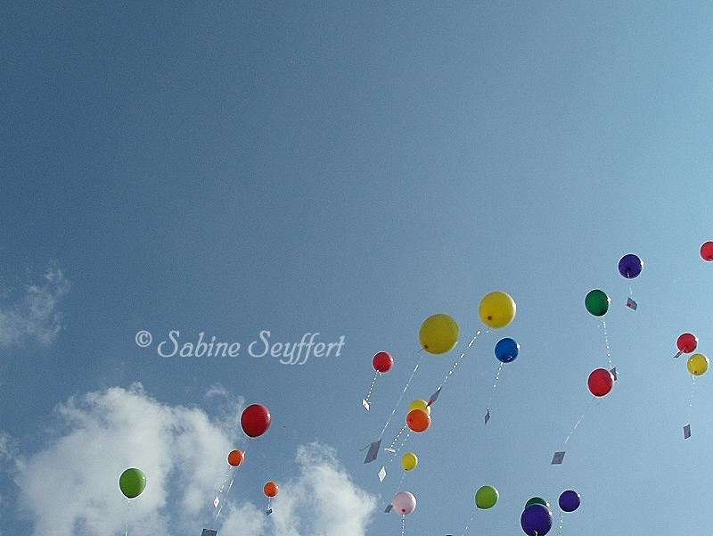 Luftballonhimmel 4 quer