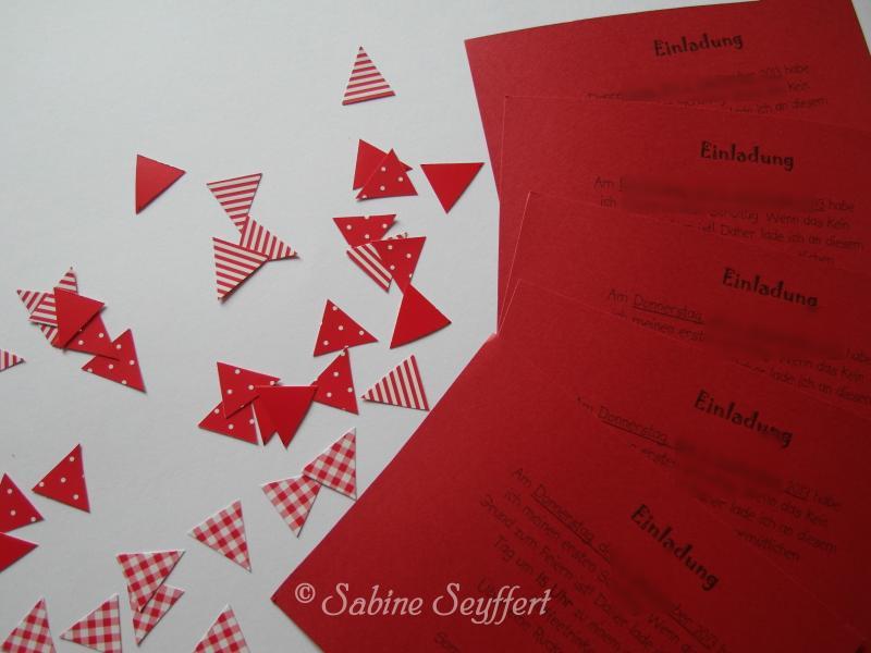 Einladungen Schule 5