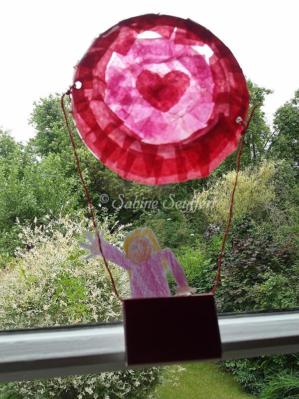 Heißluftballon selbstgemacht 13