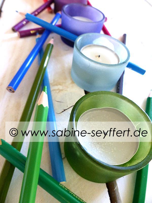 Dekoration einschulung top mini schultten zuckertten for Teelicht deko