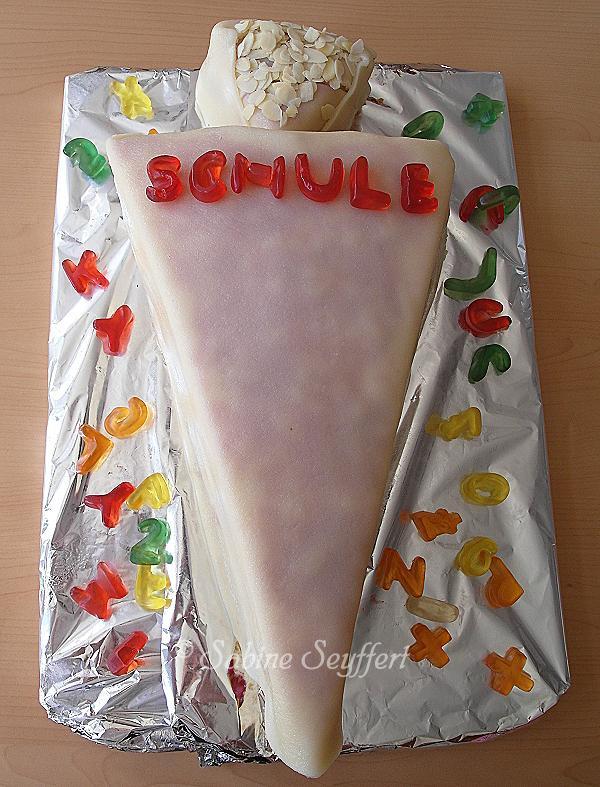 Kuchen Schultüte 9