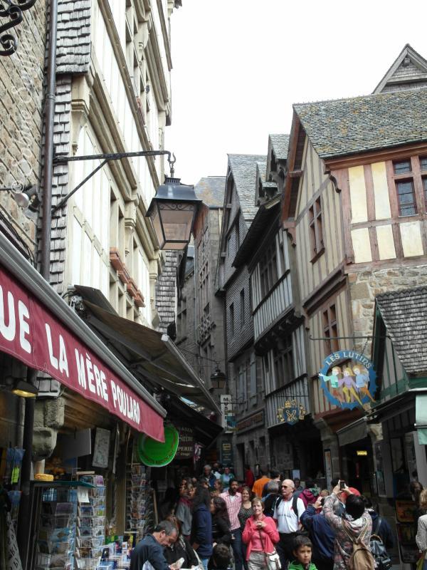 Mont St Michel 10