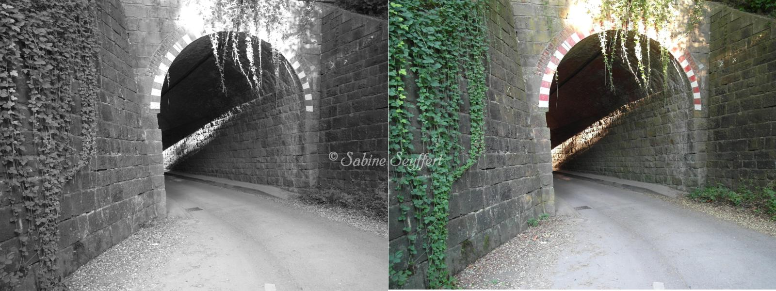 Tunnel Doppel 2groß
