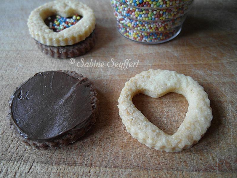Kekse schwarz weiß 8