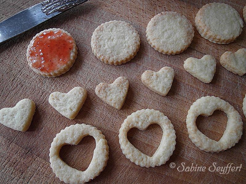 Plätzchen Herz 3