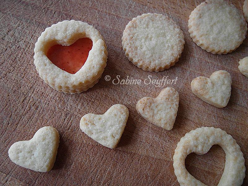 Plätzchen Herz 4