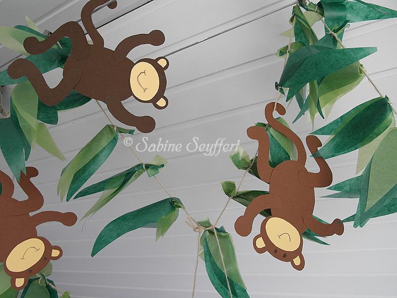 Fröhliche Affenbande | Blog Sabine Seyffert