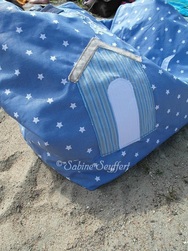 strand und badetaschen