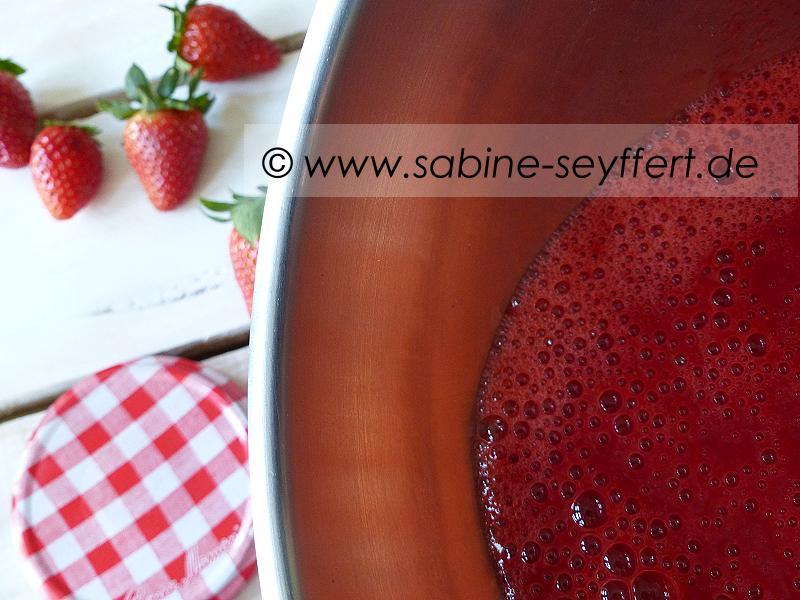 Erdbeermarmelade 1