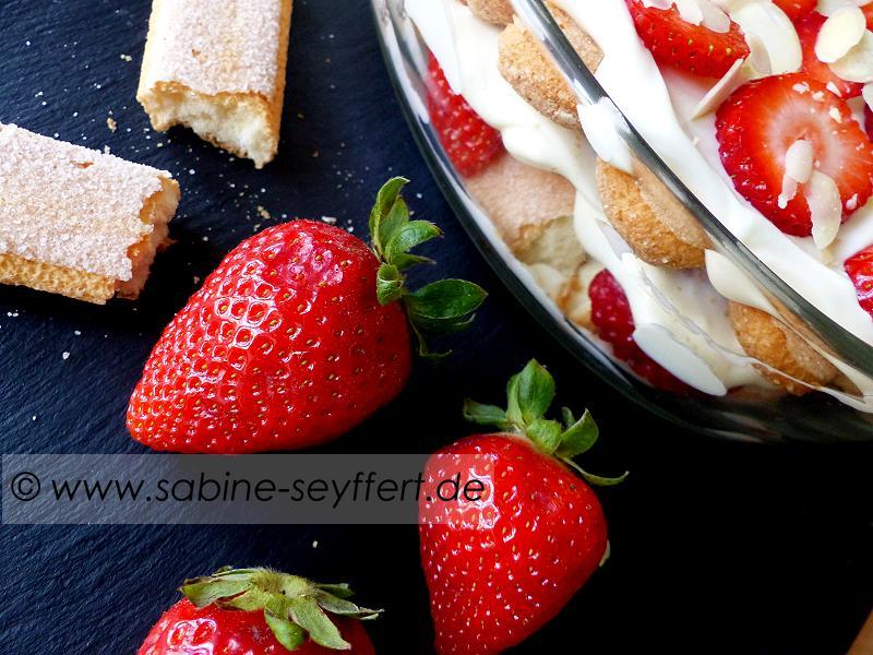 Erdbeertiramisu 1