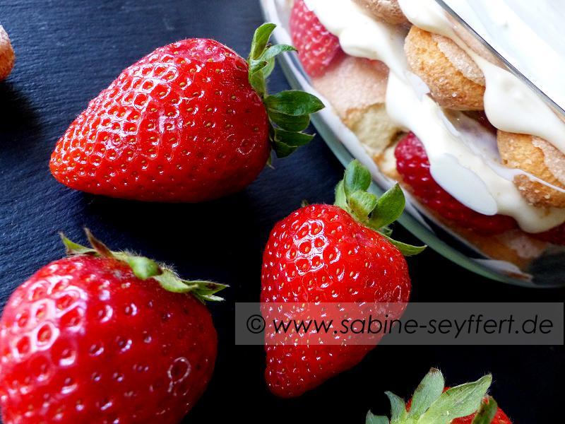 Erdbeertiramisu 2