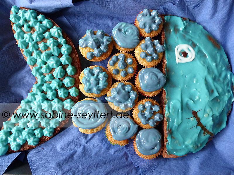 Fischkuchen