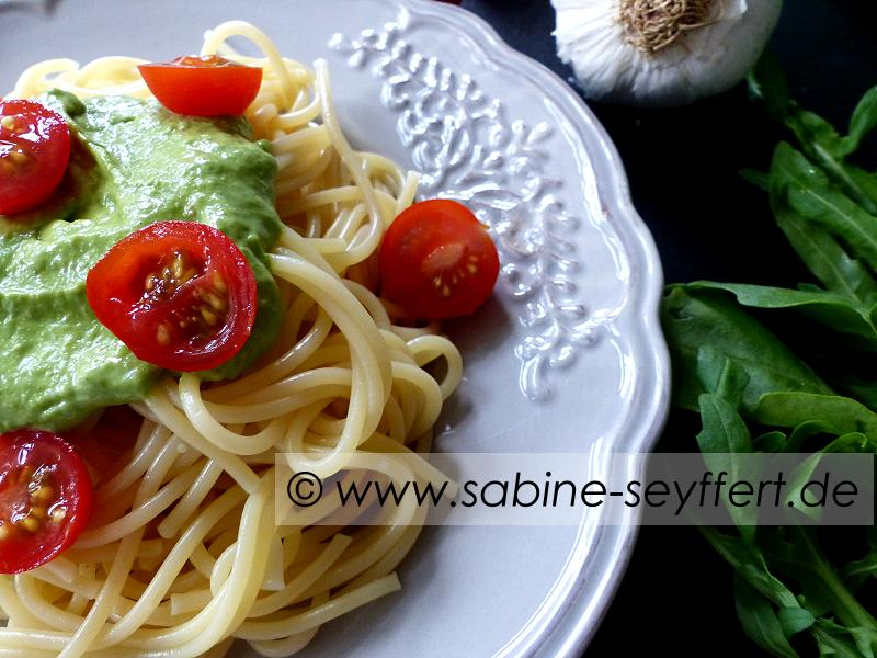 Spaghetti Ruccola 3
