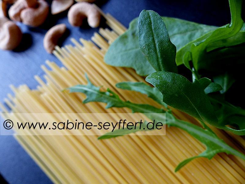 Spaghetti Ruccola 7