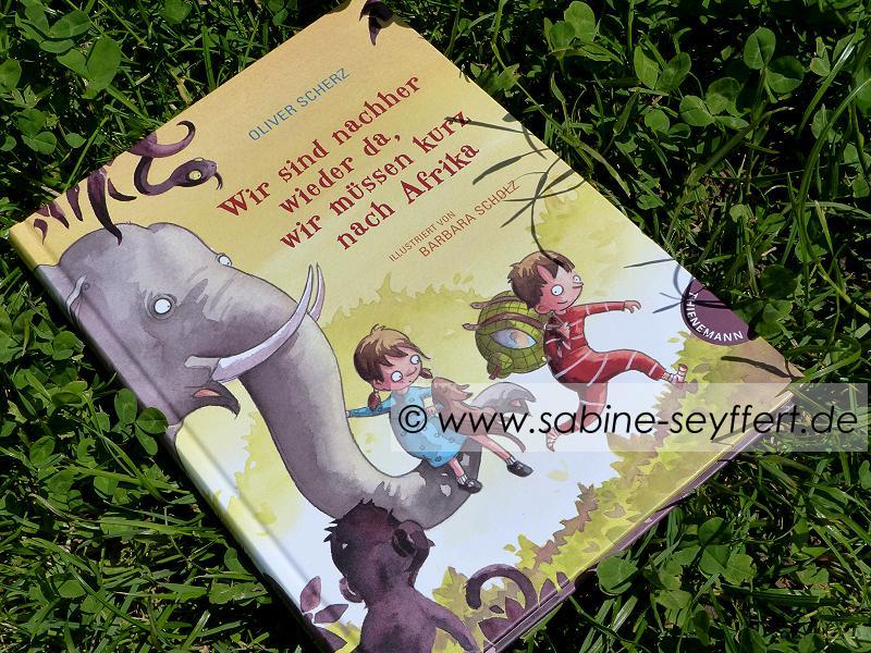 Buch Afrika