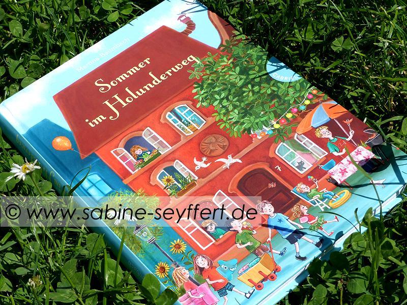 Buch Holunderweg
