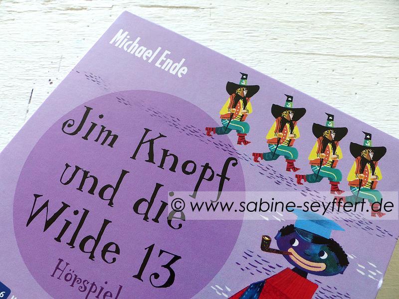 CD Jim Knopf und die wilde 13