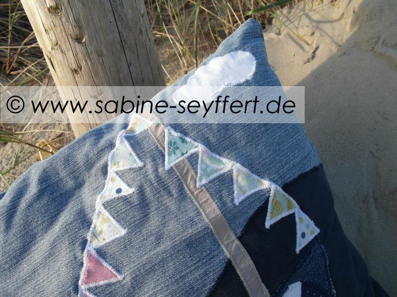 Kissen Schiff 4
