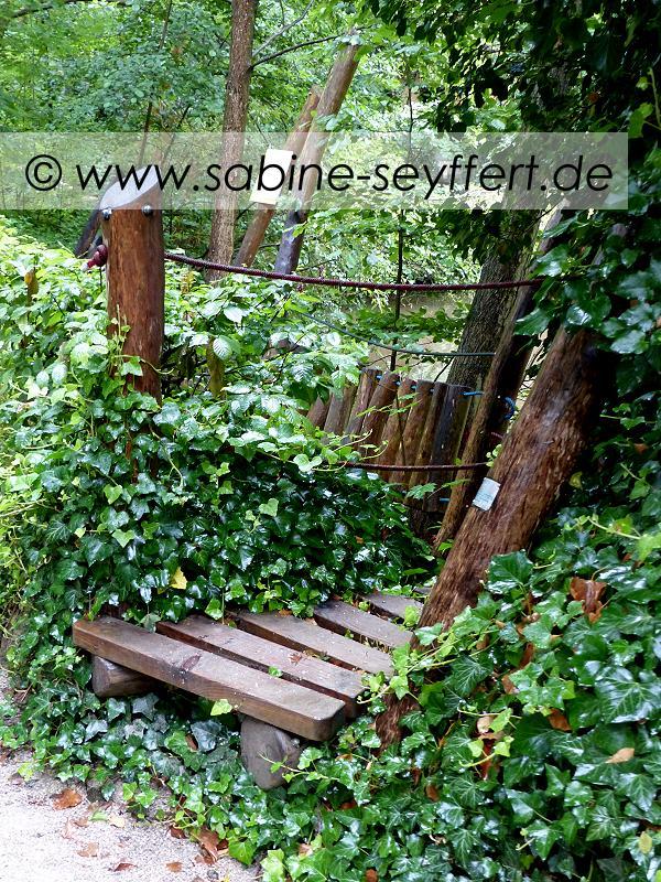 Auflug Schloss Thurn Eingan Motorik Wald Märchen