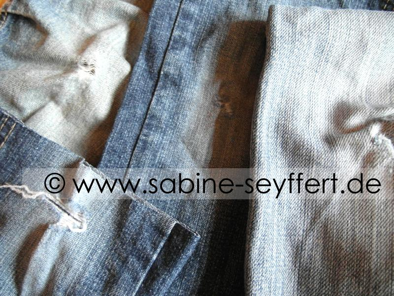 n hen macht spa fr hliches diy buntes jeans upcycling sorgt f r ordnung blog sabine seyffert. Black Bedroom Furniture Sets. Home Design Ideas