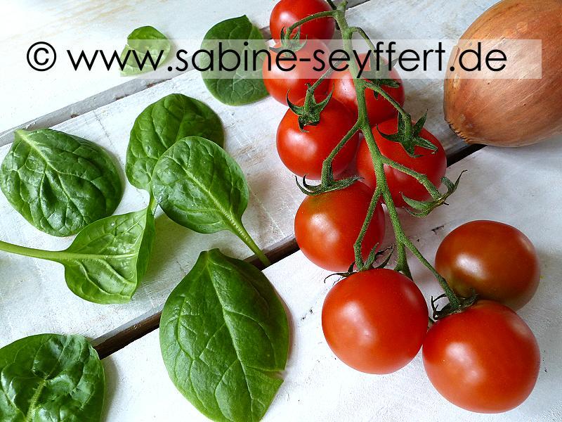 frischer spinat rezepte vegetarisch