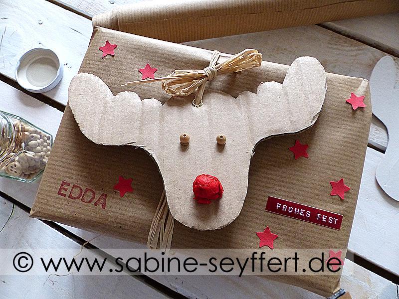 DIY Selbst gemachte Geschenkverpackung: Weihnachtsgeschenke für ...