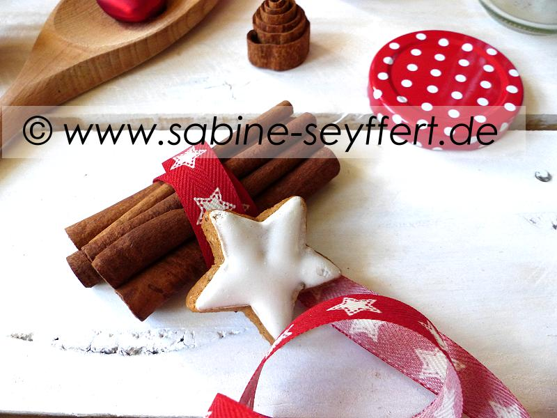 Weihnachtsgeschenke selbst gemacht: Weihnachtsmarmelade mit Zimt ...