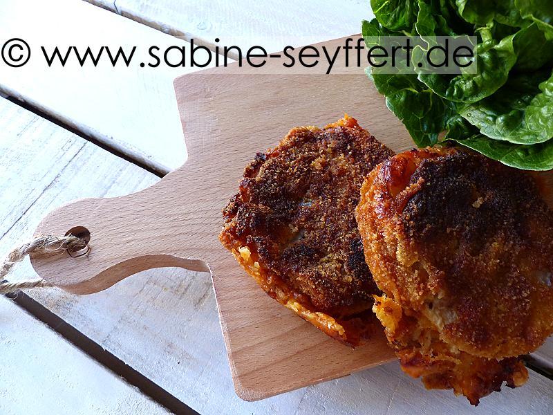 Kochen Macht Spass rezept idee knusprige gemüseschnitzel aus kohlrabi vegetarisch