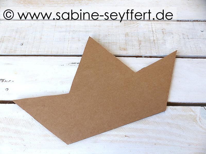 Diy Bastelanleitung Upcycling Papierboot Liebe Wir