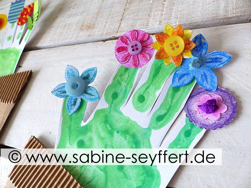 Minis Kreativ Schlaufen-Schere mit Klebestift